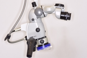 Microscopio dental de Carl Zeiss OPMI