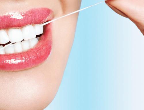 ¿Cómo debe usarse el hilo dental adecuadamente?
