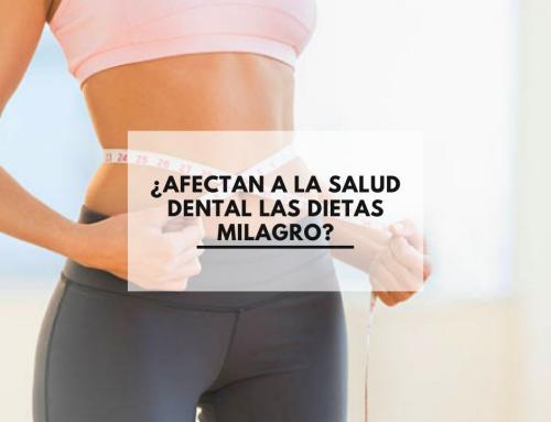 """Cómo afectan las """"dietas milagro"""" a nuestra salud bucal."""